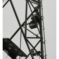 远程无线杆塔倾斜监测系统特力康TLKS-PMG-QX