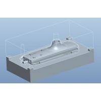 五轴CNC钢质模具加工