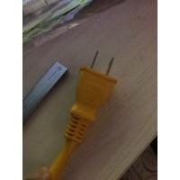 电源线插头模具加工