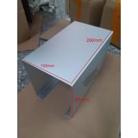铝合金外壳折弯加工