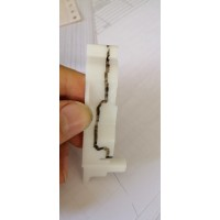 POM塑料件激光切割加工