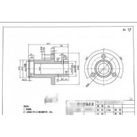 轴承座机械加工
