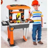 儿童工具箱玩具模具加工