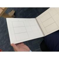 绘画本 书写笔记本定制