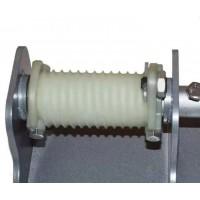 尼龙塑料卷轴(滚轮)加工