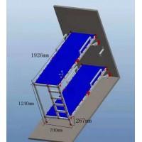 金属折叠床配件加工