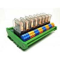 5.08弹簧式PCB接线端子加工