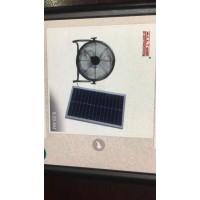 太阳能风扇加工