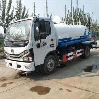 国六园林绿化5吨小型洒水车菏泽洒水车厂家直销