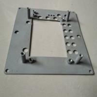 镀锌板激光切割加工