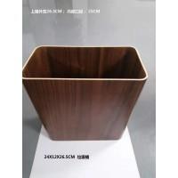 木质垃圾桶+木质纸巾盒加工