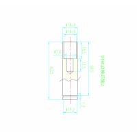 机械加工轴管件