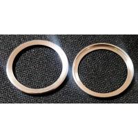 高光指纹金属环CNC精雕加工