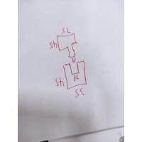 铁门轴,铰链定制