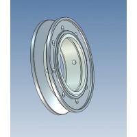 不锈钢滑轮CNC定制