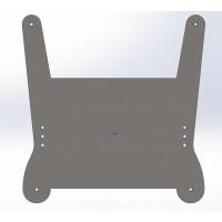 Q235钢板钣金加工