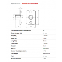 焊接螺母加工