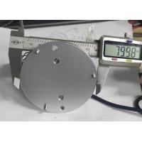 数控车铣铝外壳加工