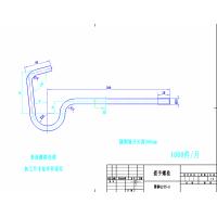 M10提手螺栓加工