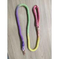 编织圆绳加工